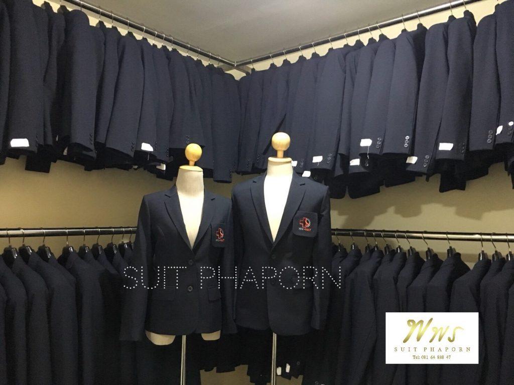 เสื้อสูทองค์กร ชายและหญิง