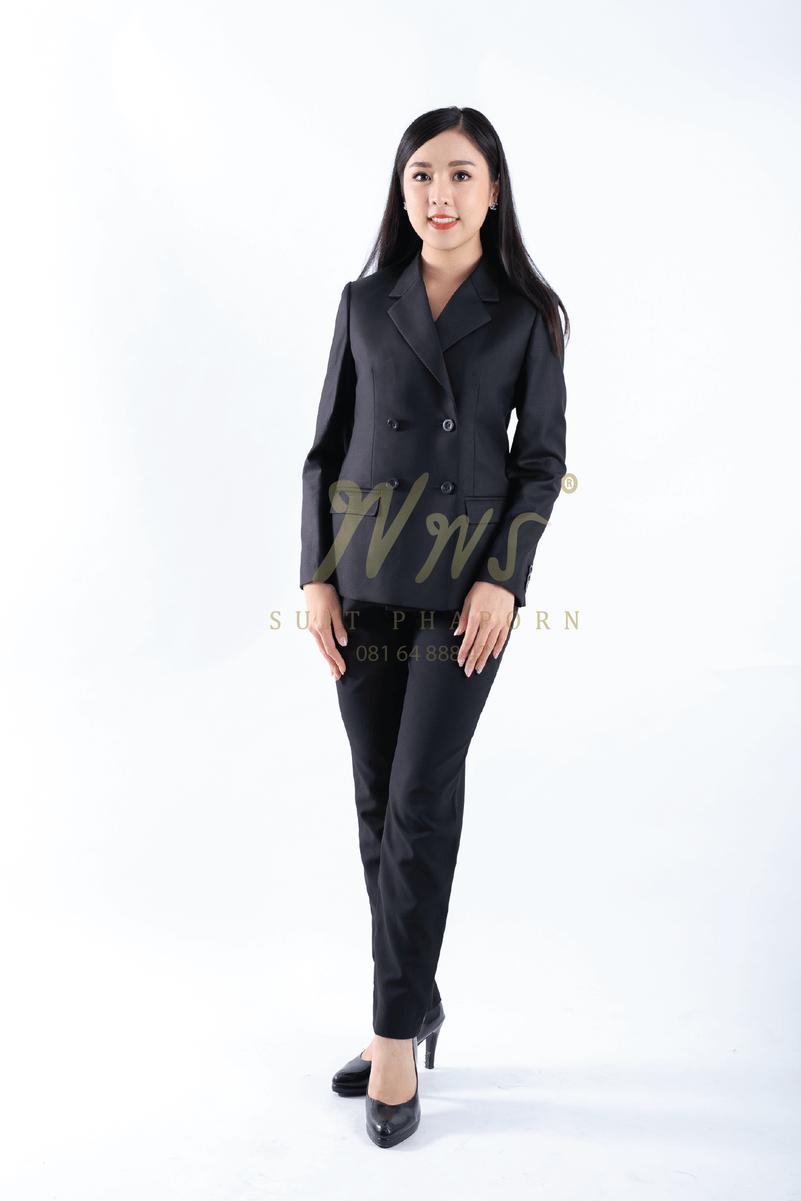 ชุดสูทสากลหญิง | ร้านสูท พพร บริการตัดสูท ชุดสูท เสื้อเชิ้ต ชุดปกติขาว ครบวงจร